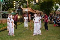 Фестиваль 2017 туризма Таиланда Стоковая Фотография RF