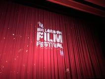 Фестиваль фильмов Лондона Стоковая Фотография