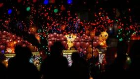 Фестиваль фонарика Стоковые Изображения
