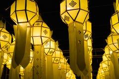 Фестиваль фонарика Стоковая Фотография