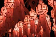 Фестиваль фонарика Стоковые Изображения RF