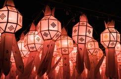 Фестиваль фонарика Стоковые Фото