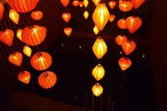 фестиваль фонарика vietnum Стоковое Изображение