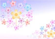 Фестиваль флористического бесплатная иллюстрация