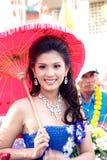 Фестиваль цветка Chiang Rai Стоковые Изображения