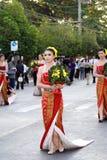Фестиваль цветка Chiang Rai Стоковые Фотографии RF
