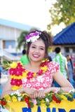 Фестиваль цветка Chiang Rai Стоковые Фото