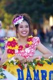 Фестиваль цветка Chiang Rai Стоковое Изображение