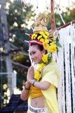 Фестиваль цветка Chiang Rai Стоковое фото RF