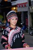 Фестиваль цветка Chiang Rai Стоковая Фотография