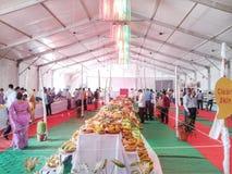 Фестиваль Aam стоковые фото