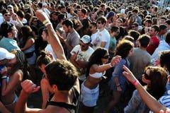 Фестиваль 2009 Boombamela Стоковые Изображения RF