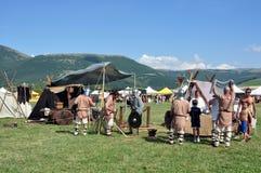Фестиваль Celtic Montelago Стоковая Фотография