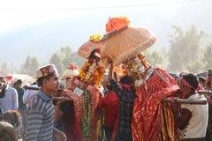 Фестиваль Dussehra стоковые изображения rf