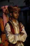Фестиваль Ganesha, Индия стоковая фотография rf