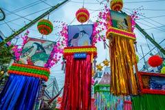 Фестиваль Hiratsuka Tanabata Стоковое Изображение RF