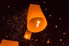 Фестиваль International Yeepeng Lanna Стоковое Фото