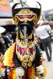 Фестиваль Khon животиков Phi в Moung Loei Таиланда стоковые изображения rf