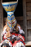 Фестиваль Khon животиков Phi Стоковые Изображения RF