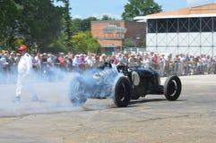 Фестиваль 2017 Motorsport двойника 12 Brooklands Стоковое фото RF