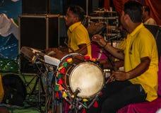 Фестиваль Navratra стоковые фотографии rf