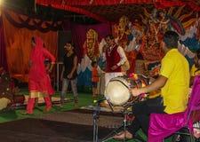 Фестиваль Navratra стоковая фотография rf