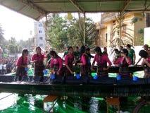 Фестиваль Sangrai Стоковое Фото