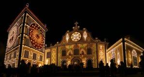 Фестиваль Santo Cristo стоковые изображения