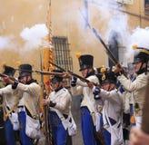 Фестиваль Sarzana Наполеона Стоковое Фото