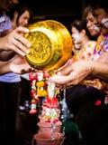 Фестиваль Songkran в Таиланде Стоковая Фотография