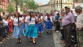 Фестиваль St. John Festa de Sao Joao акции видеоматериалы