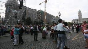 Фестиваль St. John Festa de Sao Joao сток-видео