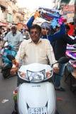 Фестиваль Uttrayan змея/sankranti Гуджарат Makar, Индия Стоковые Фото