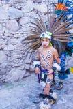 Фестиваль Valle del Maiz Стоковые Фотографии RF