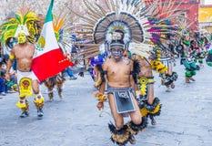 Фестиваль Valle del Maiz Стоковые Изображения RF