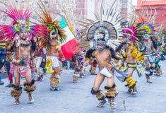 Фестиваль Valle del Maiz Стоковое Изображение