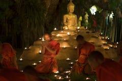 Фестиваль Yee-Peng в Чиангмае Таиланде Стоковое фото RF