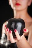 фетиш яблока Стоковая Фотография RF