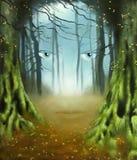 Фея леса Стоковое Изображение