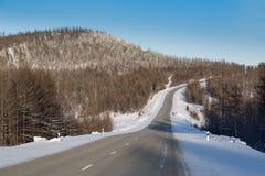 Федеральная дорога A360 стоковые фотографии rf