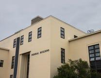 Федеральное здание стоковые изображения