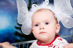 фе младенца Стоковая Фотография