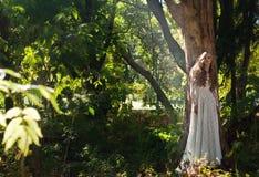 фе невесты стоковая фотография rf