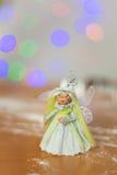 фе немногая Рождество Стоковое Изображение