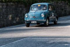 ФИАТ 600 1955 Стоковые Фото