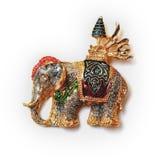 Фибула слона стоковое фото rf