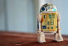 Фигурка игрушки Звездных войн R2-D2 Стоковое фото RF