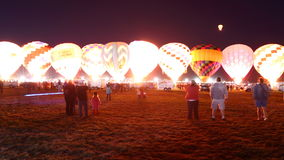 фиеста воздушного шара albuquerque Стоковая Фотография