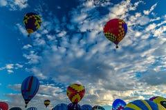Фиеста 2016 воздушного шара Альбукерке горячая Стоковое Изображение