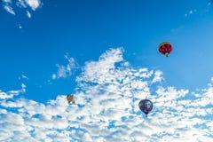 Фиеста 2016 воздушного шара Альбукерке горячая Стоковые Изображения